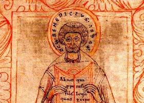 Heiliger Benedikt